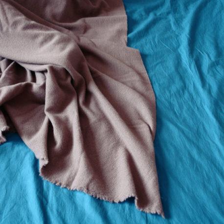 plaid cachemire plis drape